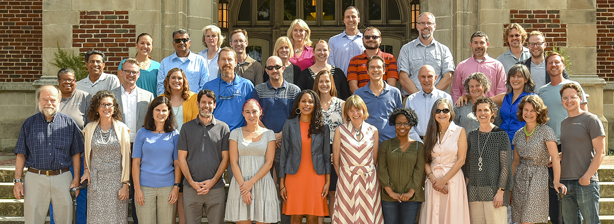 2017 Psychology Faculty