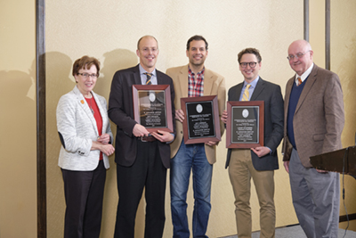 Shteynberg Receives Collaborative Research Award