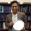 New Faculty Member Win Pretigious International Award